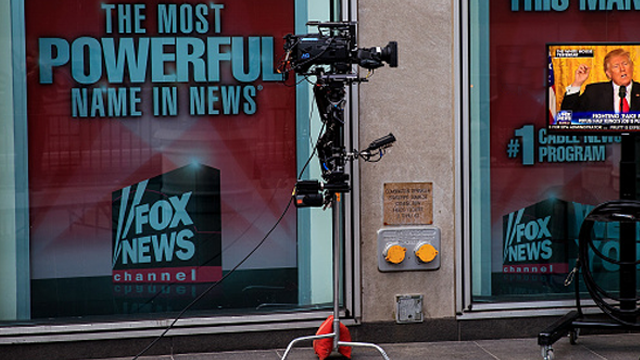 Partner Content - If You're Souring on Fox News, You're Not Alone