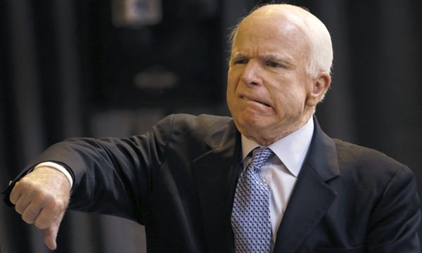 Partner Content - The Lowdown on McCain's Obamacare Vote