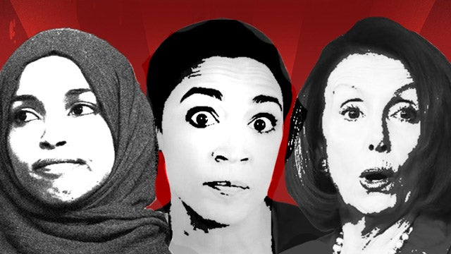 Partner Content - Will Pelosi Take Out Cortez and Omar?