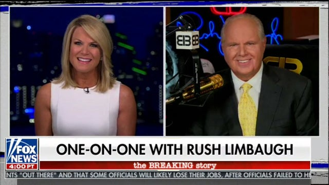 Partner Content - Rush on The Story with Martha MacCallum
