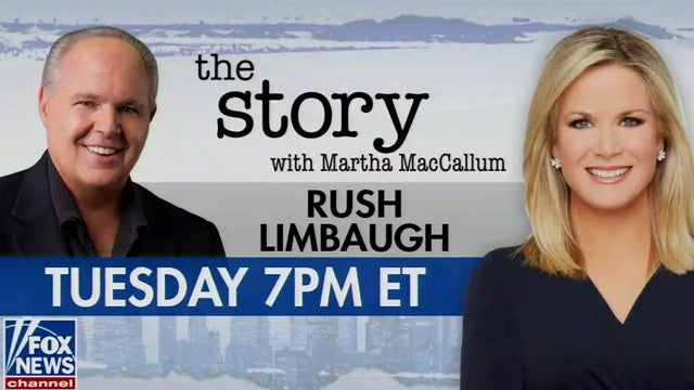 Partner Content - I'm on The Story with Martha MacCallum Tonight — I Think