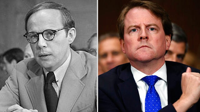Partner Content - Desperate Dems Want Don McGahn to Become John Dean