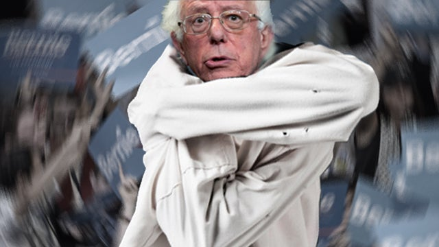 Partner Content - Crazy Bernie Struggles to Adapt
