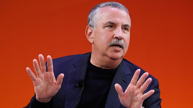 Partner Content - Thomas L. Friedman's Plan to Split the GOP to Beat Trump