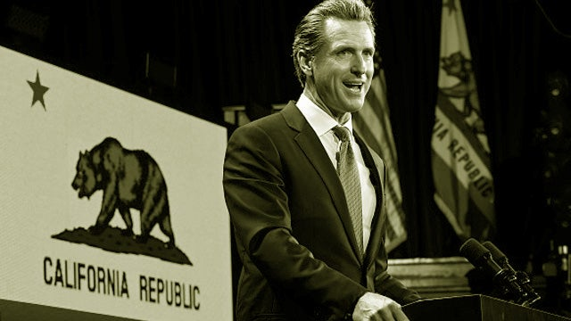 Partner Content - Why Gavin Newsom Thinks Democrats Own California