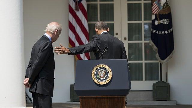 Partner Content - Biden's Rose Garden Strategy