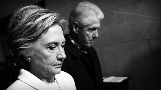 Partner Content - The Clintons Were Regulars at Epstein's Ranch
