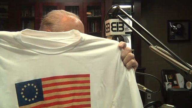 Partner Content - Caller: Betsy Ross T-Shirt Sales Are the Only Polls We Need