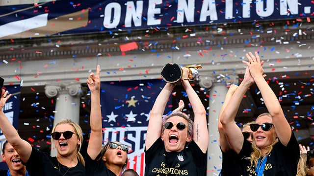 Partner Content - Callers React to the Behavior of the U.S. Women's Soccer Team