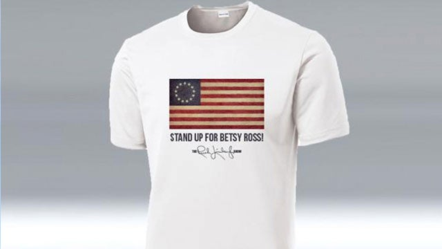 Partner Content - A Rave Review for the Betsy Ross T-Shirt