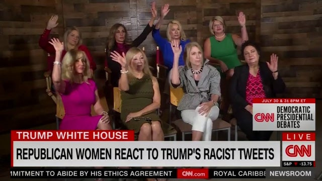 Partner Content - Focus Group of Female Trump Voters Shocks CNN