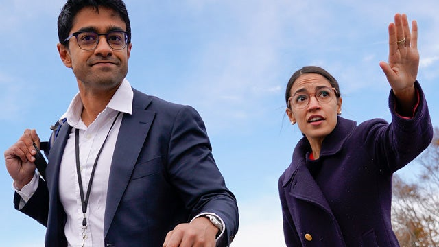 Partner Content - The Trust-Fund Kid Behind AOC's Squad
