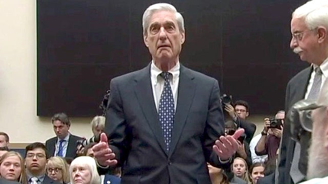 One More View On Mueller : Mueller Testimony: A Pathetic Display