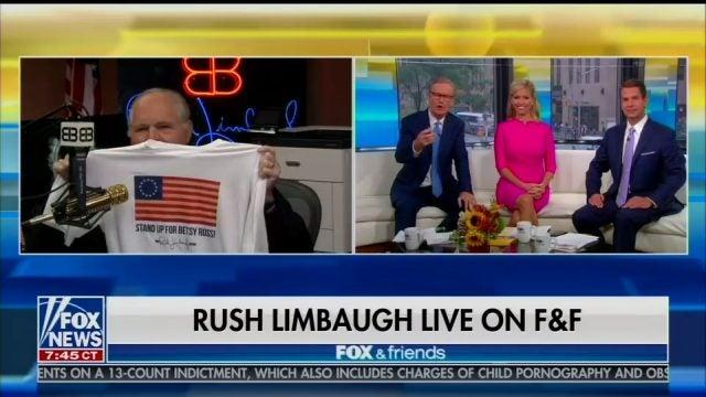 Partner Content - Rush on Fox & Friends