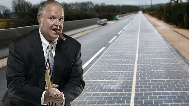 Partner Content - Solar Road Is the Left's Latest Debacle