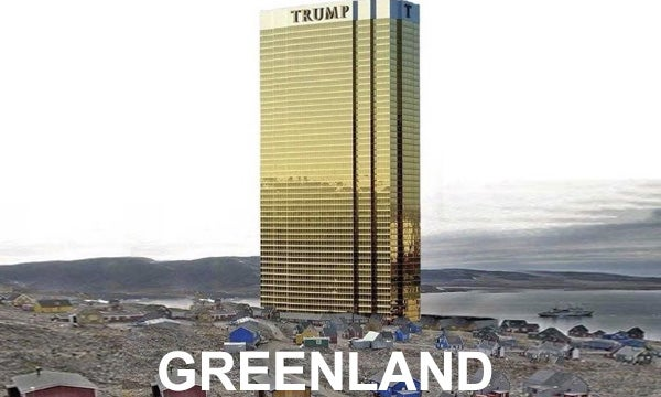 Partner Content - Trump Promises Not to Do This to Greenland
