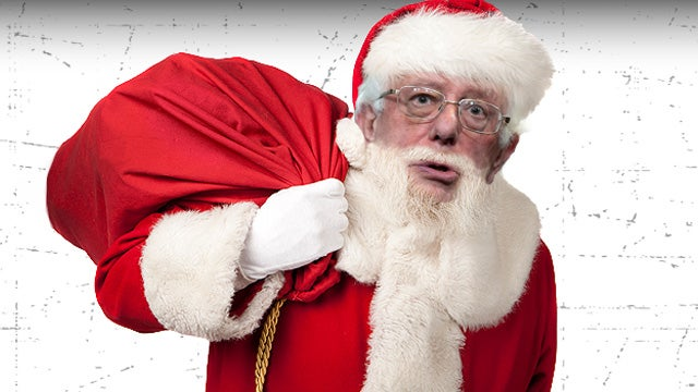 Partner Content - Democrats Reduced to Santa Claus Insanity