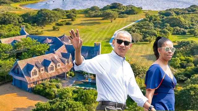 Partner Content - Liberals Think Obama Deserves His Mansion