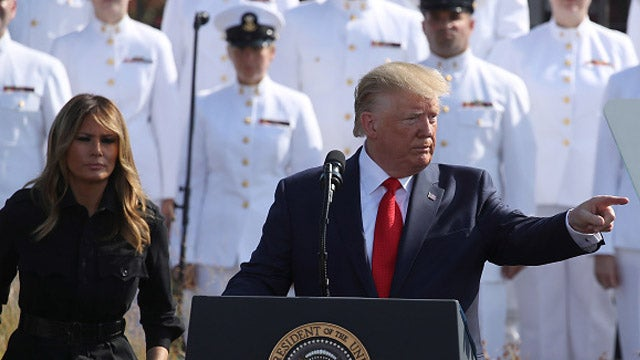 Partner Content - President Trump's Message for the Taliban