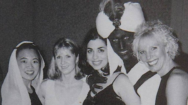 Partner Content - Trudeau Joins Long List of Racist Liberals in Blackface