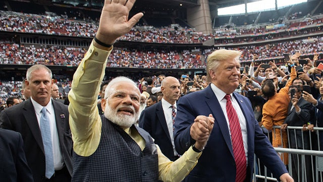 Partner Content - The Indian-American Trump Rally Ignored by Media
