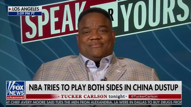 Partner Content - Jason Whitlock: China Uses Shoe Companies to Undermine American Culture