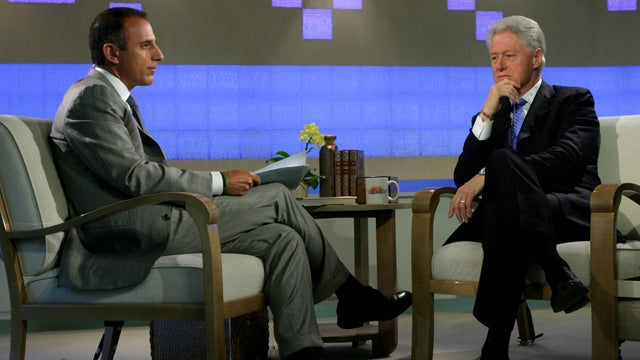 Partner Content - Matt Lauer Accused of Doing What Bill Clinton Did