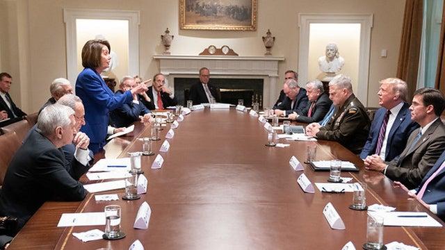 Partner Content - What Pelosi's White House Walkout Stunt Tells Us