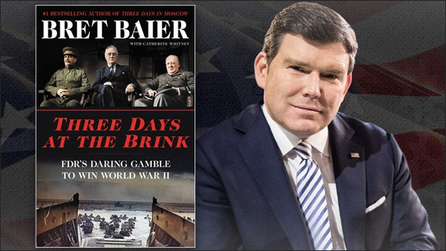 Partner Content - Bret Baier Joins Us to Talk About His Latest Book — And Impeachment