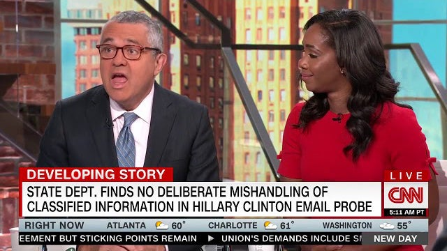 Partner Content - CNN's Jeffrey Toobin Apologizes to Mrs. Clinton