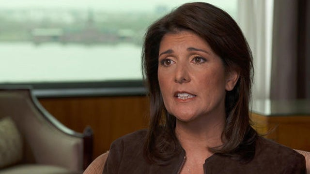 Partner Content - Did Nikki Haley Tell Trump?