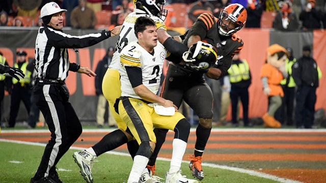 Partner Content - My Take on the Steelers-Browns Brawl