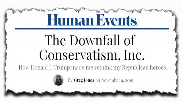 Partner Content - How Trump Exposed the Conservative Intelligentsia