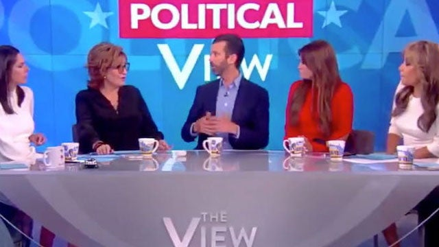 Partner Content - Don Jr. Takes It to The View
