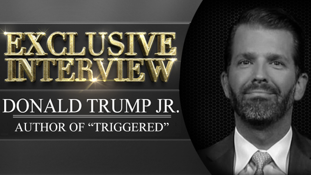 Partner Content - Donald Trump, Jr. Calls the Show