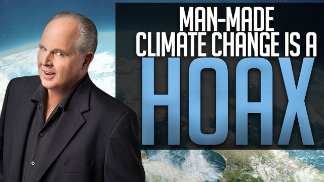 Climate Kooks Trot Out Yet Another Rebranding