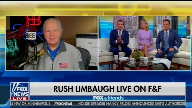 Partner Content - Fox & Friends: Rush Announces $5 Million Donation for Tunnel to Towers