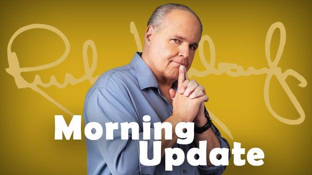 Rush 24/7 Morning Update: One Target