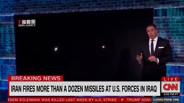 Partner Content - Media Melts Down Over Iran's Pathetic Strike