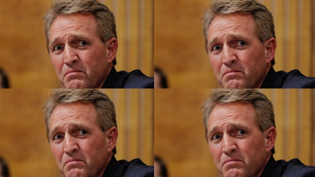 Partner Content - Democrats Desperately Seek Four Jeff Flakes