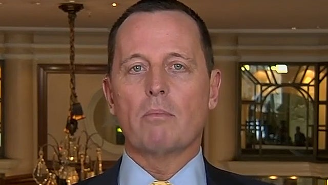 image for Ric Grenell Will Get It Done