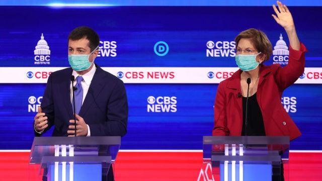 image for Democrat Primary Strangely Unaffected by Coronavirus