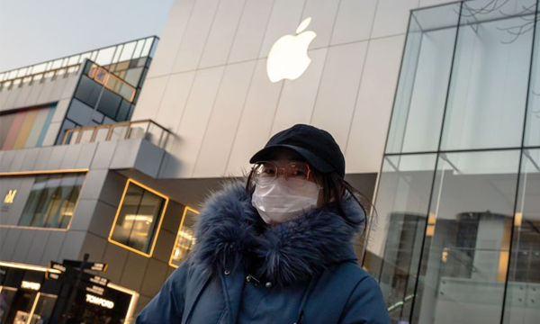image for Apple, China and the Market Sell-Off