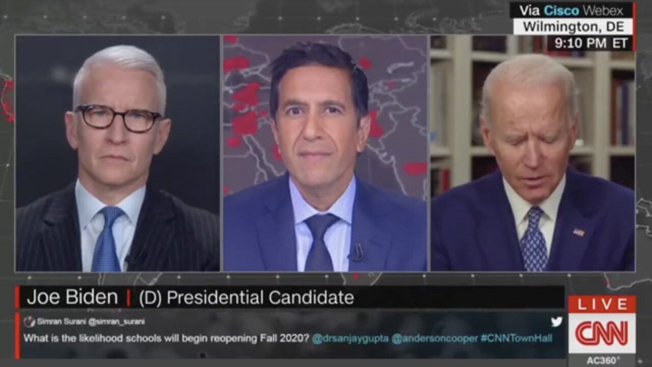 Joe Biden Doesn't Know Where He Is - The Rush Limbaugh Show