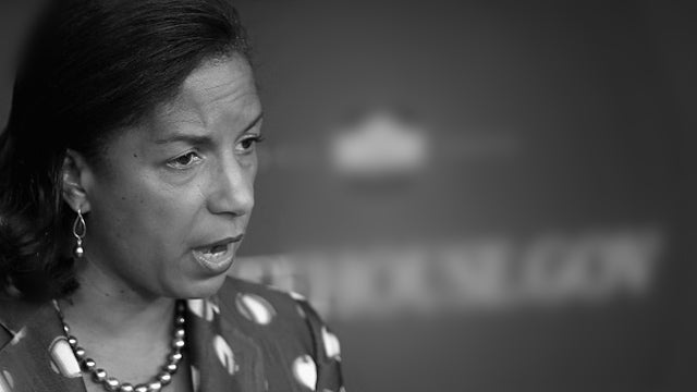Susan Rice Thinks the Russians Are Funding the Riots