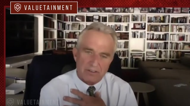 RFK Jr. Says Fauci Stands to Make Millions from COVID-19 Vaccine Patent