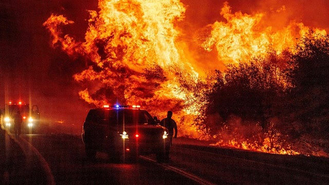 Liberal Policies, Not Man-Made Climate Change, Worsen Left-Coast Fires
