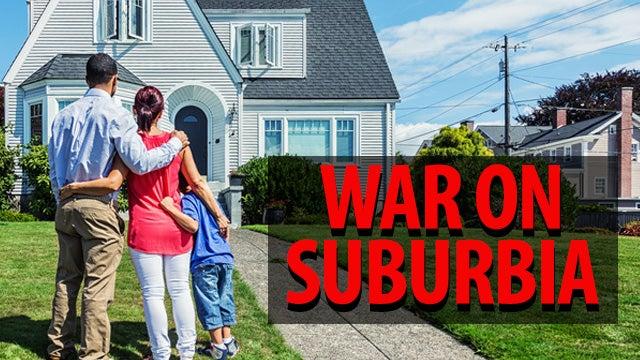 Biden Will Renew Obama's War on Suburban Property Values