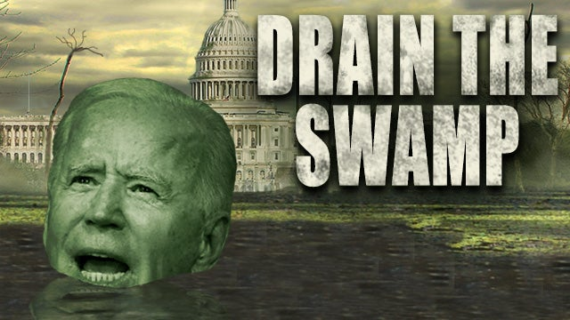 If You're Serious About Draining the Swamp, You Must Vote Trump