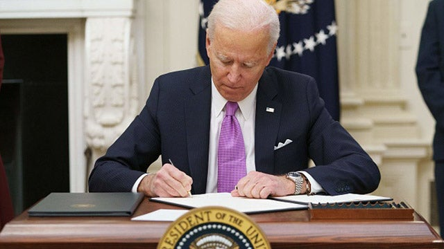 Biden Nuked Thousands of Union Jobs on His First Day